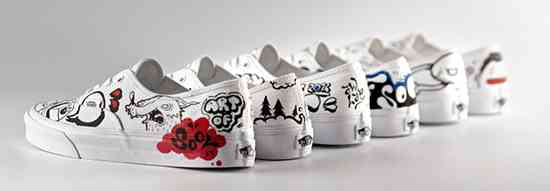 scarpe vans limited edition
